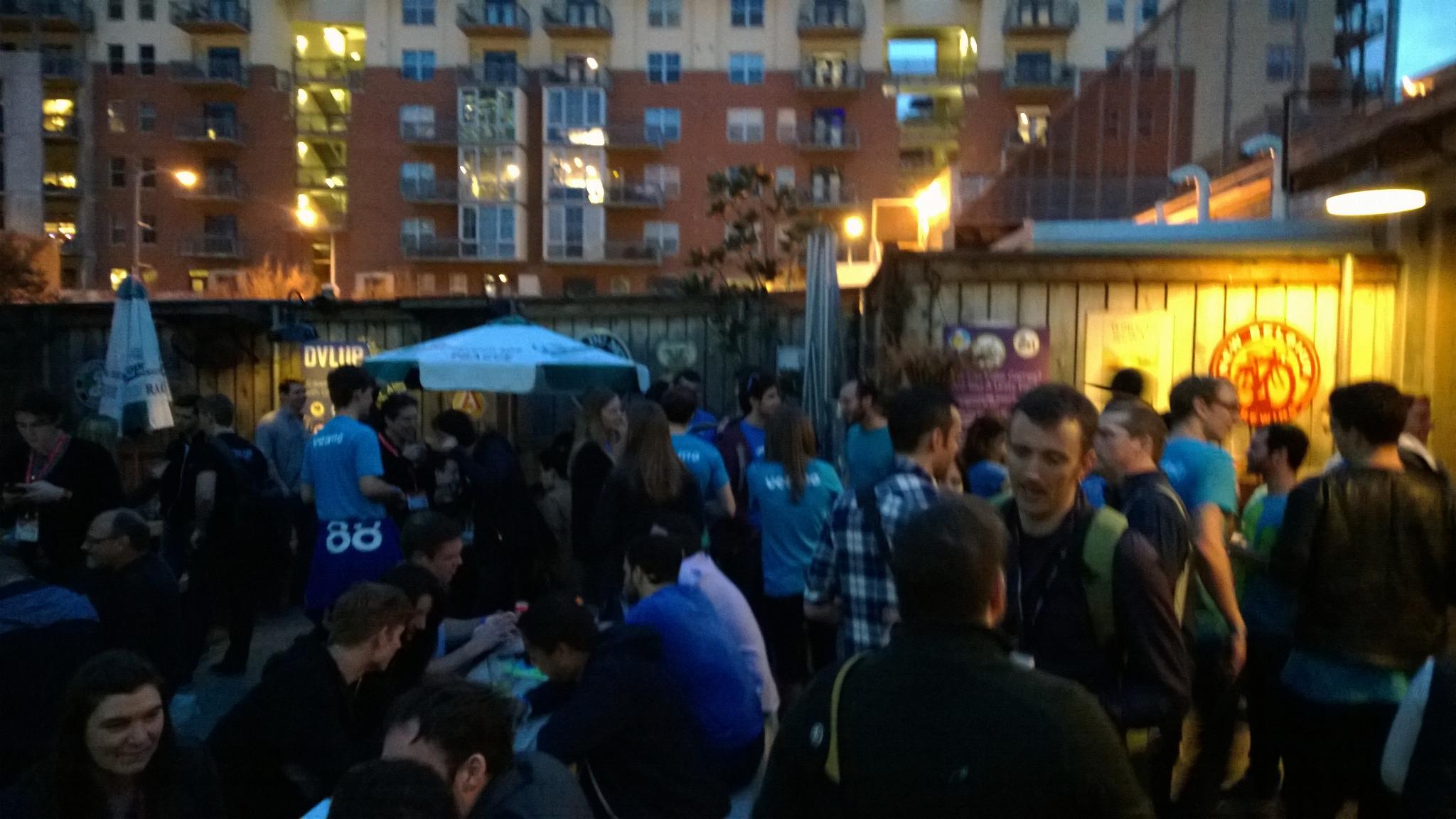 Mobile Meetup 2014