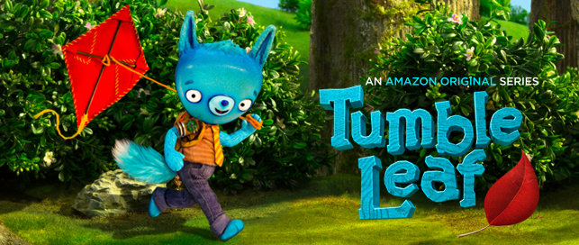 Tumble Leaf, an Amazon Original Series